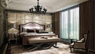 Riksosa Otel Yatak Odası