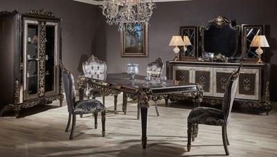 Roman Lüks Yemek Odası