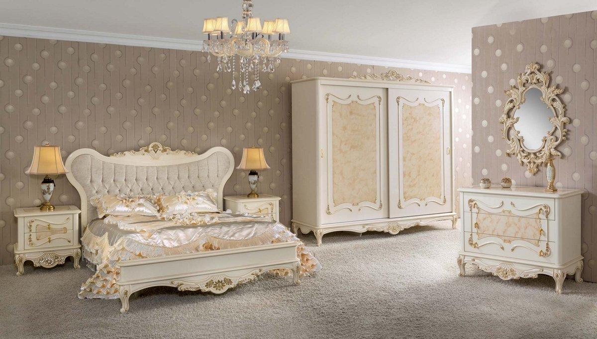 Roveta Klasik Yatak Odası