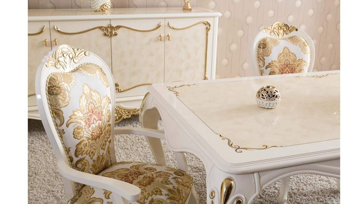 Roveta Klasik Yemek Odası