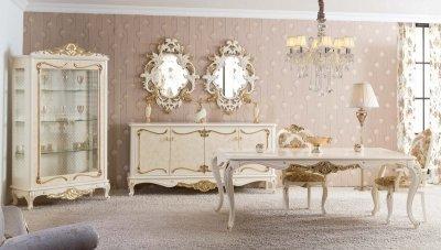 832 - Roveta Klasik Yemek Odası