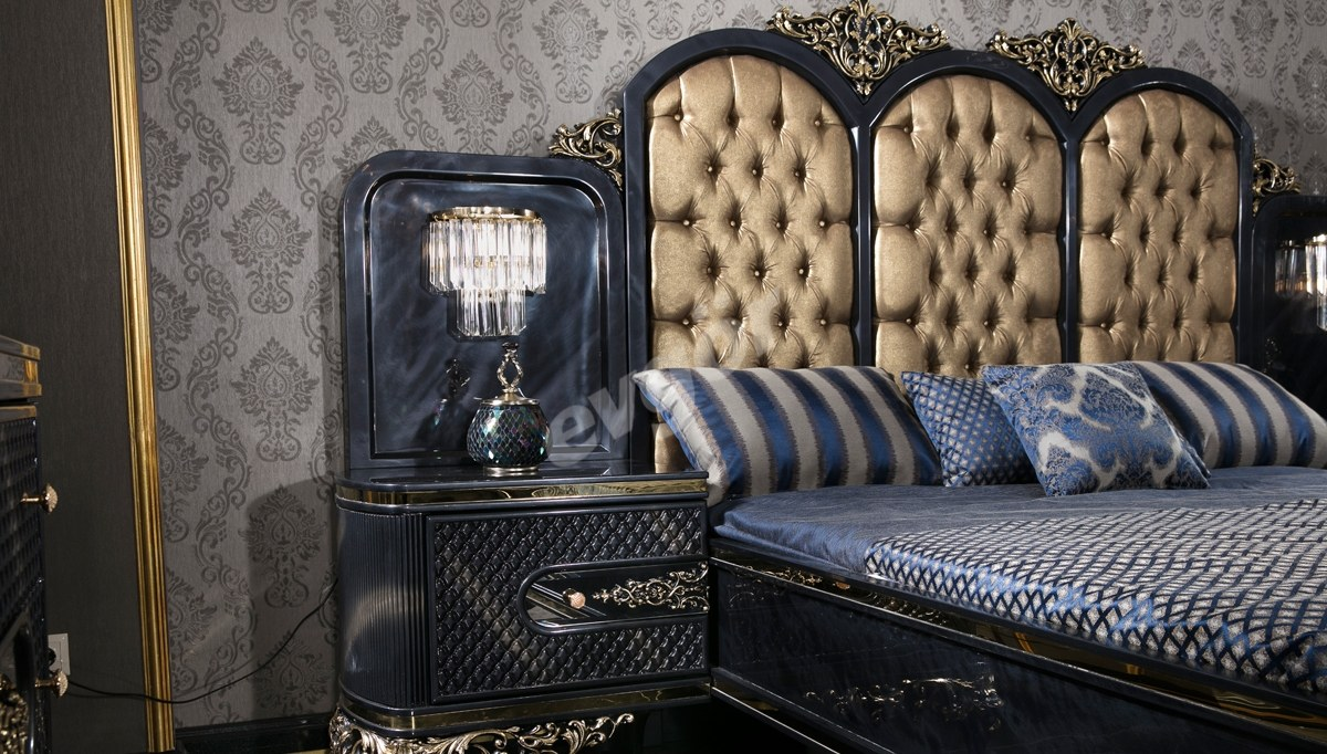 Royal Lüks Yatak Odası
