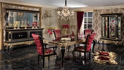 Sadrazam Klasik Yemek Odası