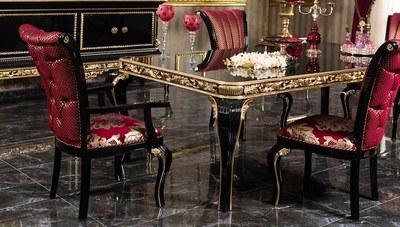 Sadrazam Klasik Yemek Odası - Thumbnail