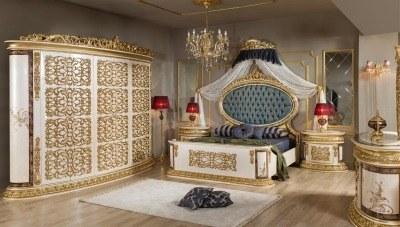 Safari Klasik Yatak Odası