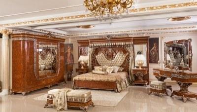 Safir Klasik Yatak Odası