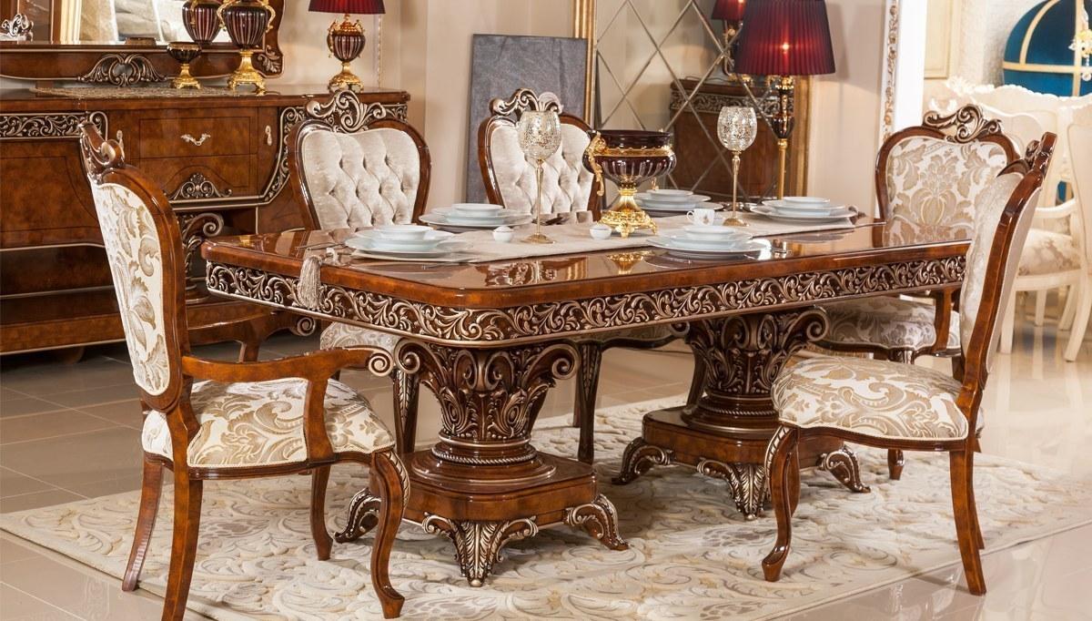 Safir Klasik Yemek Odası
