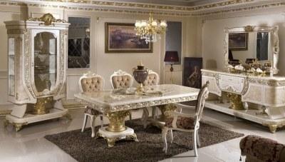 Safir Klasik Yemek Odası - Thumbnail