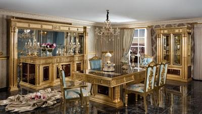 Şah Klasik Yemek Odası