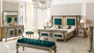 Şaheser Klasik Yatak Odası