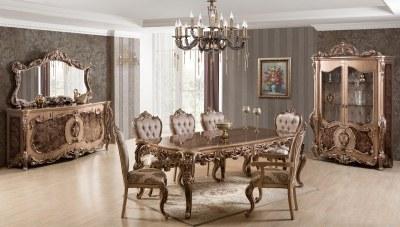 Sandia Klasik Yemek Odası