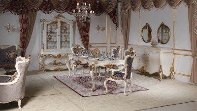 Sarde Klasik Yemek Odası