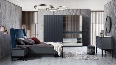 Satena Bazalı Yatak Odası