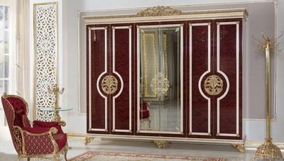 Sefora Klasik Yatak Odası - Thumbnail