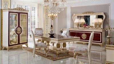 Sefora Klasik Yemek Odası