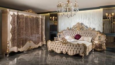 Selçuklu Klasik Yatak Odası
