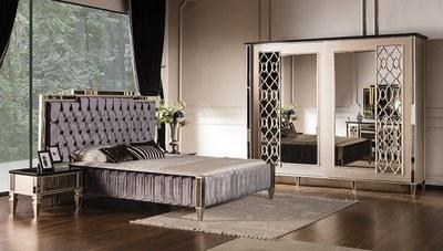 Simlayo Art Deco Yatak Odası