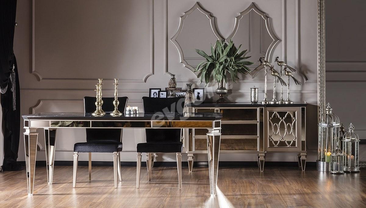 Simlayo Art Deco Yemek Odası