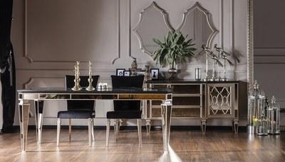 Simlayo Art Deco Yemek Odası - Thumbnail