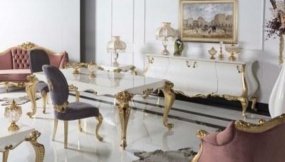 Süleymanşah Klasik Yemek Odası