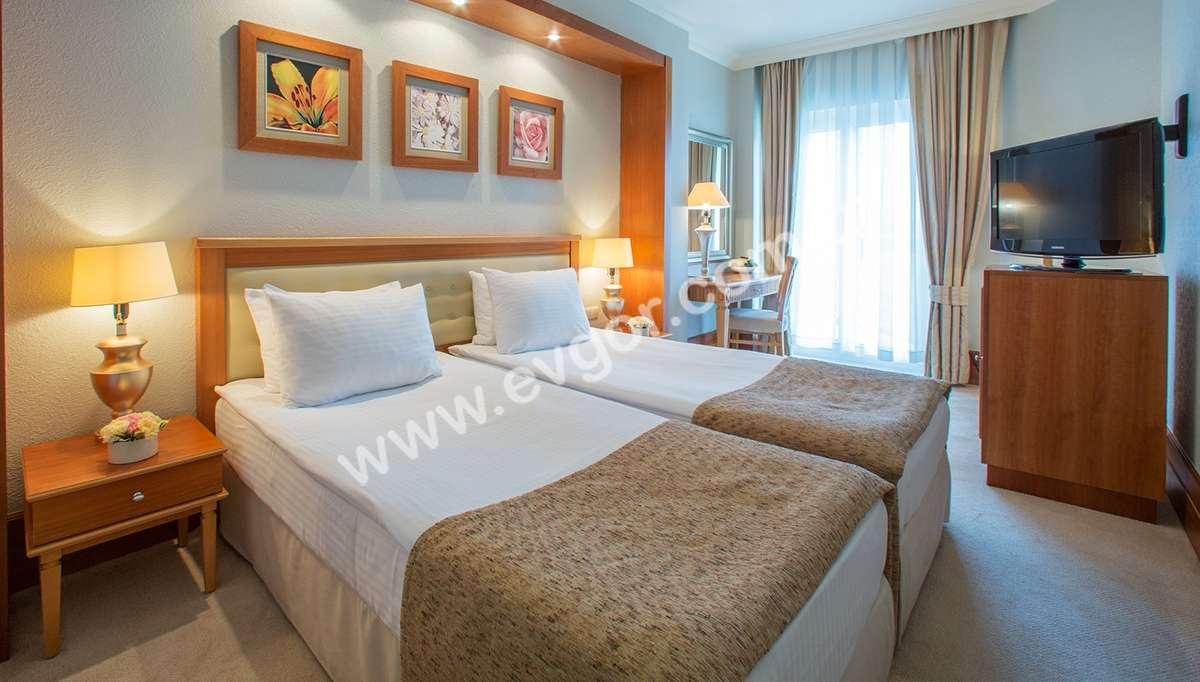 Tatil Köyü Yatak Odası Mobilyaları