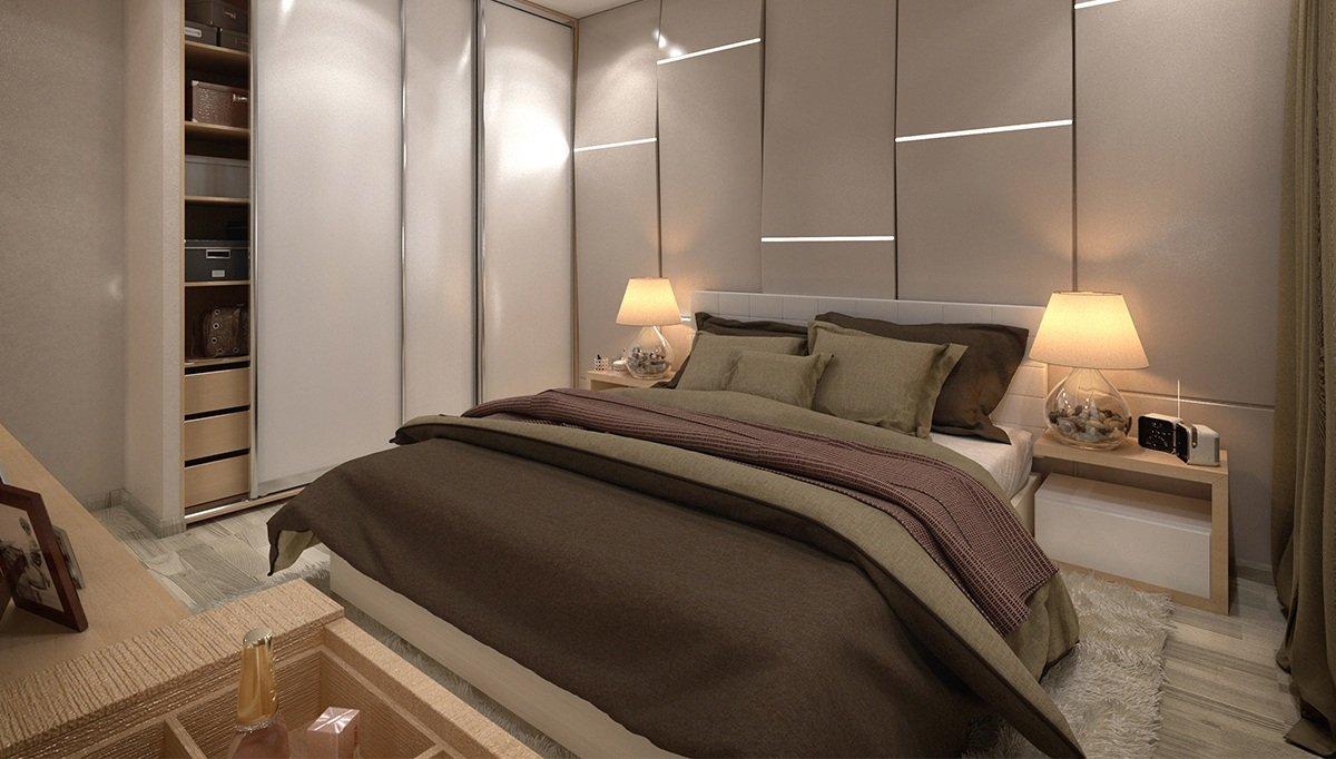 Tina Otel Yatak Odası