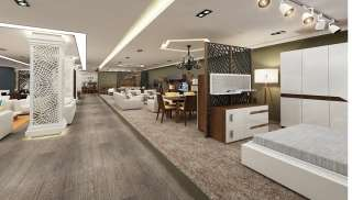 Tirena Otel Tipi Yatak Odası Takımı - Thumbnail