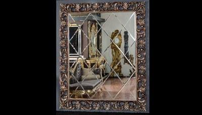 Tuana Klasik Boy Aynası