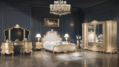 Vahide Klasik Yatak Odası