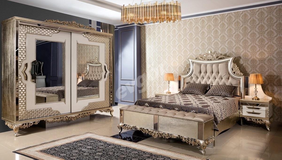 Valide Klasik Yatak Odası