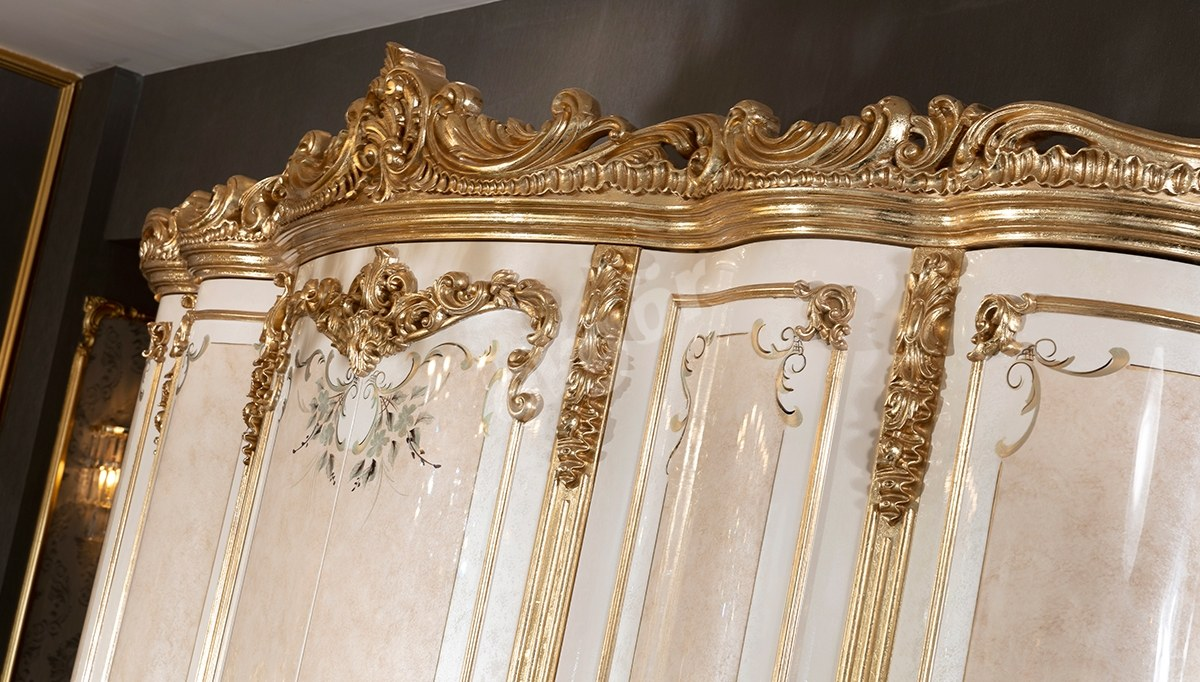 Veliaht Klasik Yatak Odası