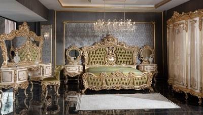 Veliaht Klasik Yatak Odası - Thumbnail