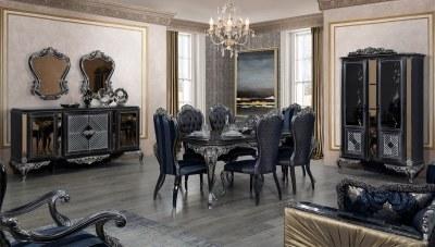 Venedik Lüks Yemek Odası