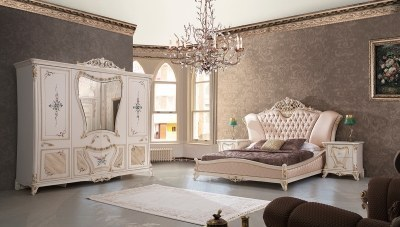 Venis Klasik Yatak Odası