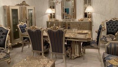 Venla Klasik Yemek Odası