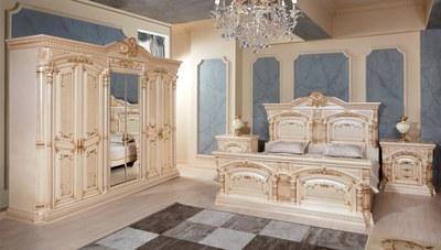 Vera Klasik Yatak Odası