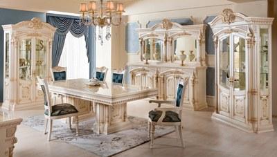 Vera Klasik Yemek Odası