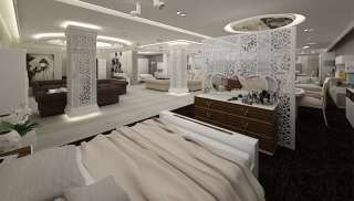 Verali Otel Tipi Yatak Odası Takımı - Thumbnail