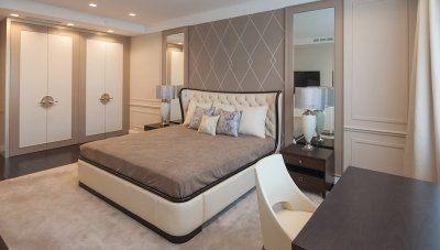 Verano Otel Yatak Odası