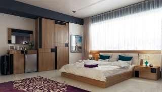 Vetano Otel Tipi Yatak Odası