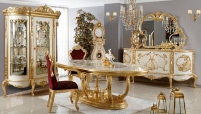 Vinesa Klasik Yemek Odası