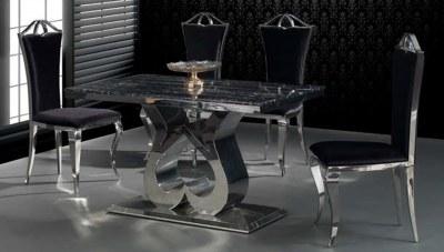 Vitesse Metal Yemek Masası