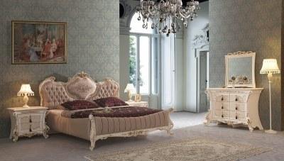 Volture Klasik Yatak Odası