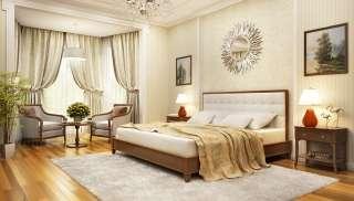 Yafeya Krem Otel Yatak Odası