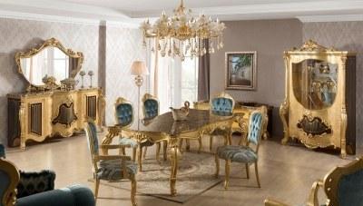 Zarita Klasik Yemek Odası