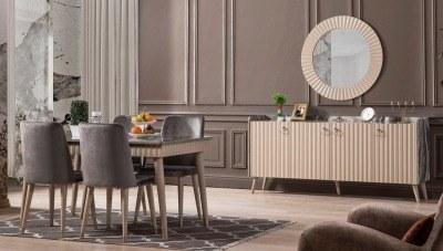 Zenose Modern Yemek Odası