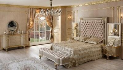 Zepin Klasik Yatak Odası