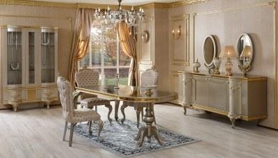 Zepin Klasik Yemek Odası