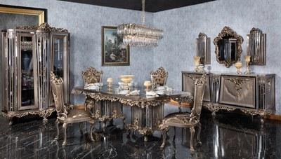Zerafet Klasik Yemek Odası